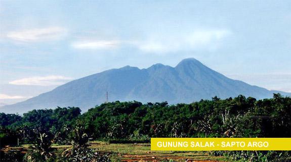 Gunung Salak | Sapto Argo | Candi.web.id