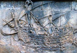 Kapal Majapahit Besarnya 3 Kali Kapal Cheng Ho
